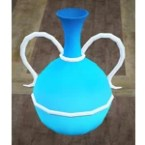 Fancy Sapphire Vase