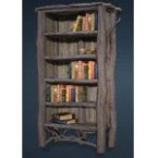 Thunderstruck Maple Bookshelf
