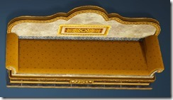 Calpheon Marble and Gold Sofa Top