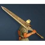 [Warrior] Desert Camouflage Great Sword