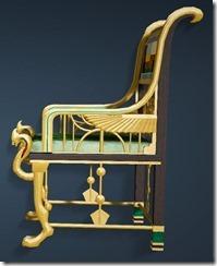 Naga Decorated Chair Side