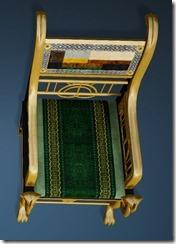 Naga Decorated Chair Top