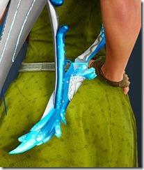 Sylvia Elven Dagger Stowed