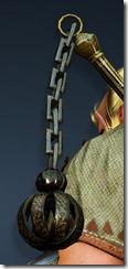 Bolyn Ornamental Knot Stowed