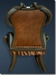 Goat Horn Chair Back