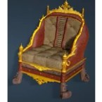 Kzarka Decorated Chair