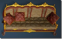 Kzarka Decorated Sofa Top