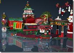 Christmas Interior Set