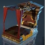 Bel Pirates Bed