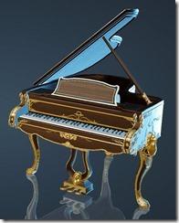 Jukebox Piano Work #1 Serendia