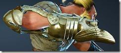 Kibelius Iron Buster Stowed