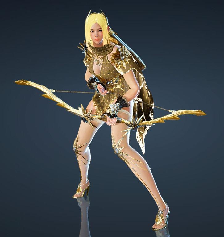BDO Fashion | [Ranger] Marod Star (Black Desert Online)