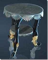 Margorai Whale Bedside Table