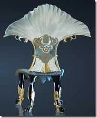 Margorai Whale Chair Back