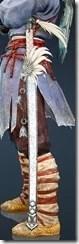 Crown Eagle - MU Blade Stowed