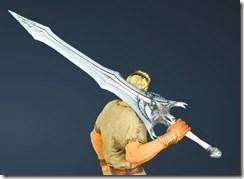 Crown Eagle - WR Great Sword Drawn