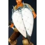 [Warrior] Crown Eagle Shield