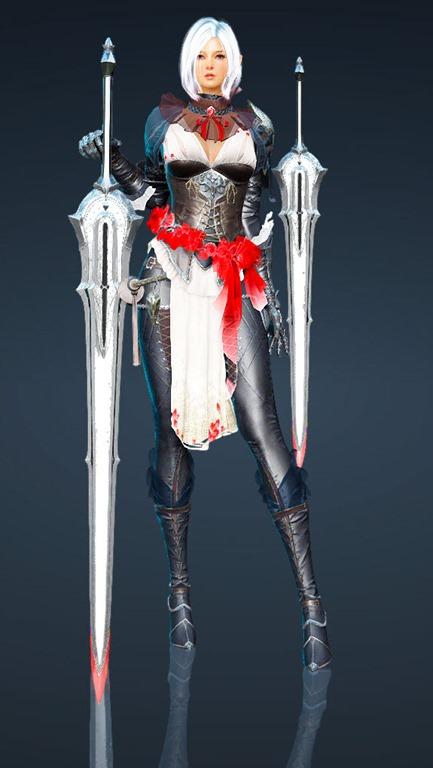 BDO Fashion | [Dark Knight] Heled (Black Desert Online)
