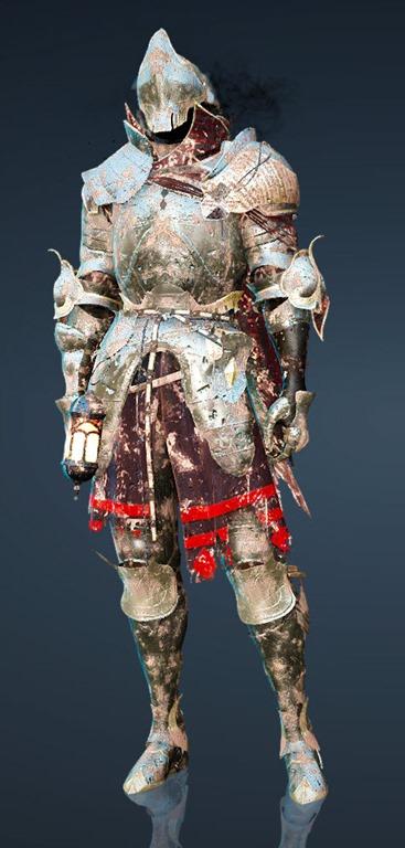 BDO Fashion   Crimson Knight (Black Desert Online)