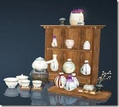 Haso Teaware Prop Set Front