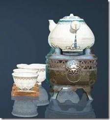 Haso Teaware Tea Set Side