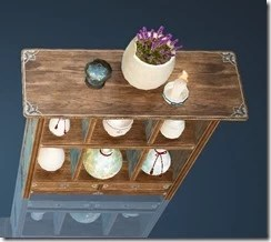 Haso Teaware Tea Shelf Top