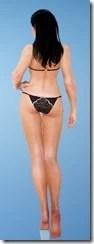 Ruddy Cloud Underwear Rear