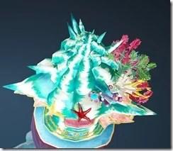 Coral Wardrobe Top