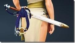 Epheria Marine Lahn Noble Sword Stowed