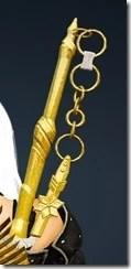Stella Ornamental Knot Stowed