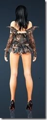 Lahn Bloody Outfit Durability Rear