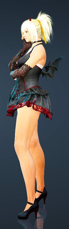 Bdo outfits mystic