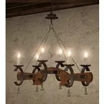 Duvencrune Sunrise Chandelier