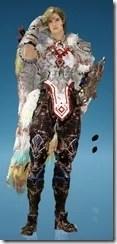 Archer Luanwulf Durability Front