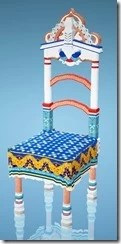 Masenka Chair Front