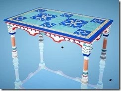 Masenka Table Front