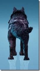 Shadow Wolf Rear