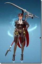 Sorceress Millen Fedora All Front