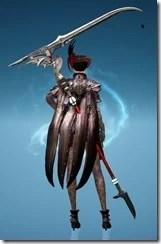 Sorceress Millen Fedora All Rear