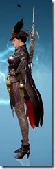 Sorceress Millen Fedora All Side