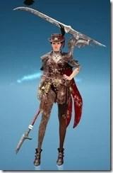 Sorceress Millen Fedora Durability Front