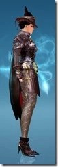 Sorceress Millen Fedora No Weapon Right