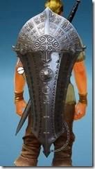 Warrior Millen Fedora Shield Stowed