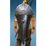 [Warrior] Millen Fedora Shield