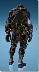 Berserker Shadow Chaser Durability Rear