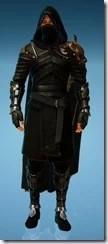 Ninja Obsidian Arrow No Weapon Front