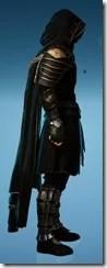 Ninja Obsidian Arrow No Weapon Right