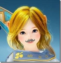 Shai Gentleman Mustache Front