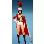 Crayodel Soldier (Female)