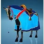 BUGATTI CHIRON Horse Gear
